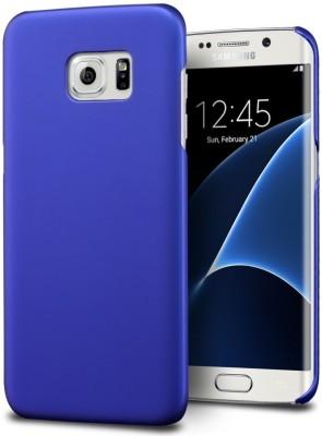 Shinestar Back Cover for Samsung Galaxy S7 Edge Blue