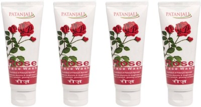 Patanjali Rose  Face Wash(240 g)