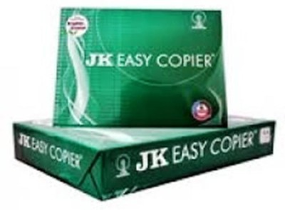 JK copier Photocopy Paper A4 A4 paper(Set of 1, White)  available at flipkart for Rs.240