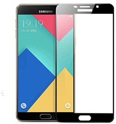 S Softline Tempered Glass Guard for Samsung Galaxy C7 Pro