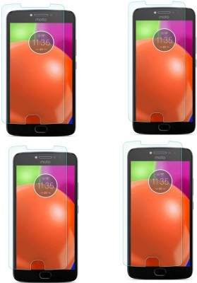 Mocell Tempered Glass Guard for Motorola Moto E4 Plus(Pack of 4)
