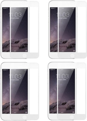 Mocell Tempered Glass Guard for Apple iPhone 6s(Pack of 4)