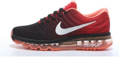 buy popular d92cc fae28 Xtra Bounce Air Max 2017 Running Shoes For Men(Red)