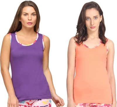 Nuteez Casual Sleeveless Printed Women