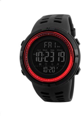 SKMEI Gmarks   1251 Red Sports Digital Watch   For Men   Women SKMEI Wrist Watches