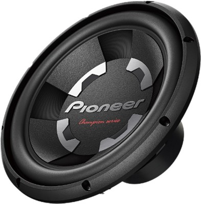Pioneer TS-W120D4 Pioneer TS-W120D4 Subwoofer(Powered , RMS Power: 220 W)