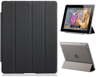 San Pareil Flip Cover for Apple iPad 3 9.8 inch, Apple iPad 4 9.8 inch, Apple iPad 9.7 inch, Apple iPad 2 9.7 inch(Black)