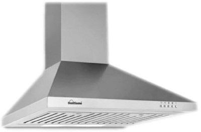 Sunflame EVA Wall Mounted Chimney(RED 700 CMH)
