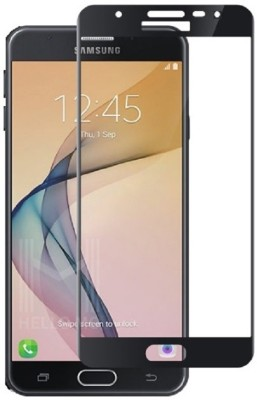 Glasgow Tempered Glass Guard for Samsung Galaxy J7 Prime(Pack of 1)