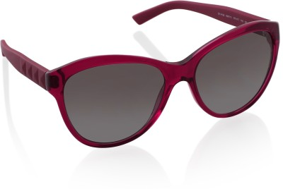 DKNY Cat-eye Sunglasses(Black) at flipkart
