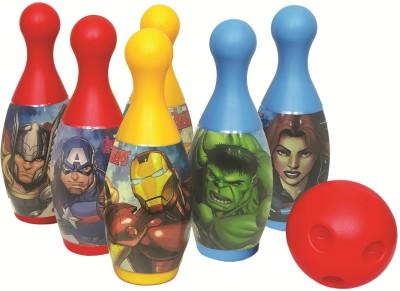 Marvel Avengers bowling set Bowling