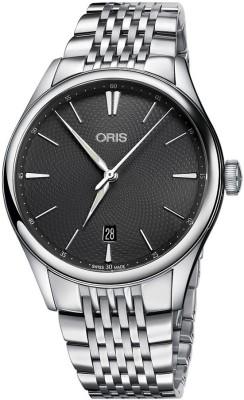 Oris 01 733 7721 4053-07 8 21 79  Analog Watch For Men