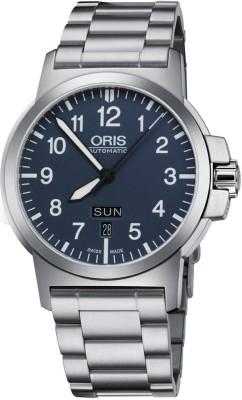 Oris 01 735 7641 4165-07 8 22 03  Analog Watch For Men