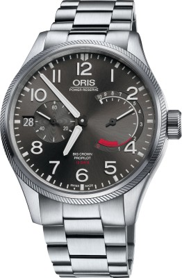 Oris 01 111 7711 4163-SET 8 22 19  Analog Watch For Men