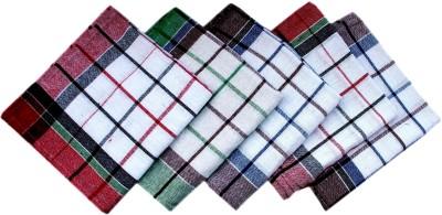 K.S. Collection Big Size Premium Duster Kitchen Napkin Cotton 200 GSM Bath Towel(Pack of 5)
