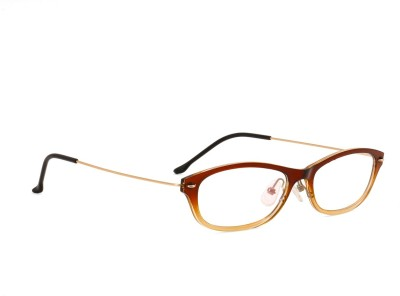 Style as Fashion Full Rim Rectangle Frame(53 mm)