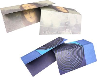 EVINCE GIFT ENVELOPES eVincE Pack of 5X 2 - 10 Designer Envelopes(7.25