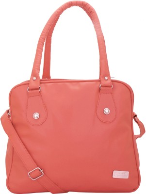 Lady bar Shoulder Bag(Pink)