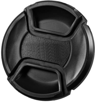 HE Retail 52mm Canon, Niko DSLR Compatible  Lens Cap(Black, 52 mm)  available at flipkart for Rs.205