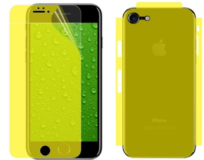 King Screen Guard for Diamond Screen Guard Apple iPhone 4S Front & Back(Pack of 1)