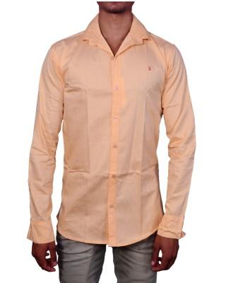 layba Men's Solid Formal Shirt