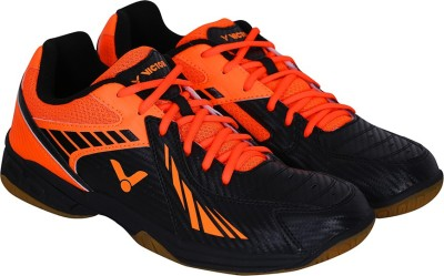 Victor Badminton Shoes For Men(Orange