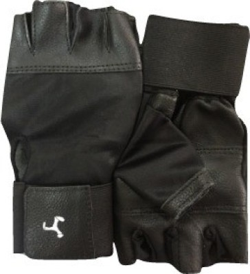 Le Buckle SPORTS Gym   Fitness Gloves Black