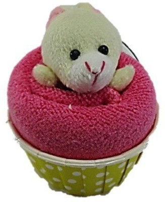 tako bell Art box CUTE TEDDY for New Year,Diwali and for VALENTINE GIFT  - 10 cm(Tpink)  available at flipkart for Rs.149