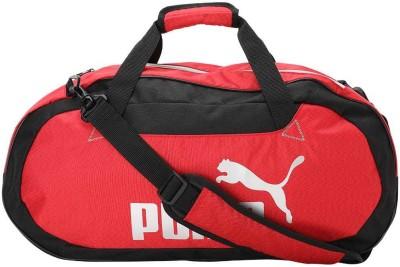 d915c9c4fa41 40% OFF on Puma Active TR Duffle Bag S Travel Duffel Bag(Red) on Flipkart