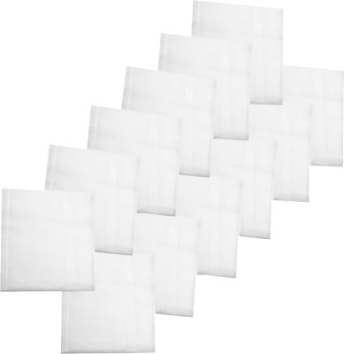 K.S. Collection Big Size Cotton 150 GSM Hand, Face Towel Set(Pack of 12)