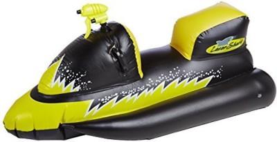 Swimline Lasershark Wet-Ski Squirter Bath Toy(Yellow, Black)