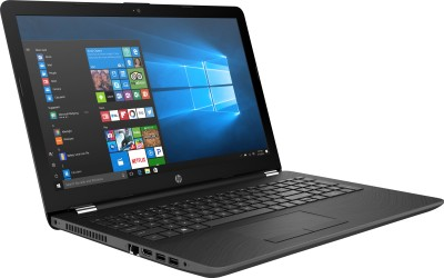 HP 15 APU Quad Core A12 - (4 GB/1 TB HDD/Windows 10 Home/2 GB Graphics) 15-bw091AX Laptop(15.6 inch, SMoke Grey, 2.1 kg)