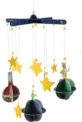 Hape The Little Prince Planet Mobile(Multicolor)