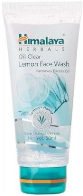 Himalaya Oil Clear Lemon Face Wash (50ml)