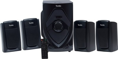 Toreto TOR 320 4.1 Home Cinema(DVD, VCD)