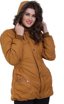 derbenny Full Sleeve Solid Women Jacket