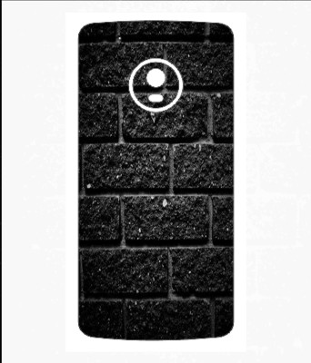 Snooky Motorola Moto G  4th Generation  Plus Mobile Skin Black