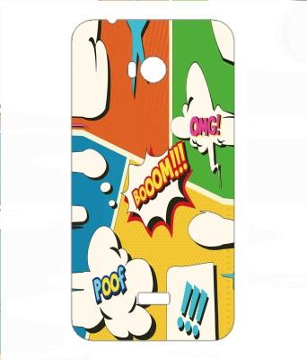 Snooky Micromax Bolt Q336 Mobile Skin(Multicolor)