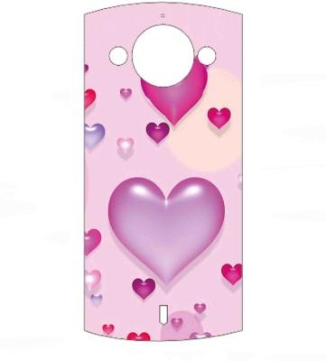 Snooky 783SknMicroCnvsSlfA255 Micromax Canvas Selfie A255 Mobile Skin(Pink)