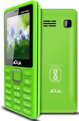 Aqua Spark Music(Green) 1