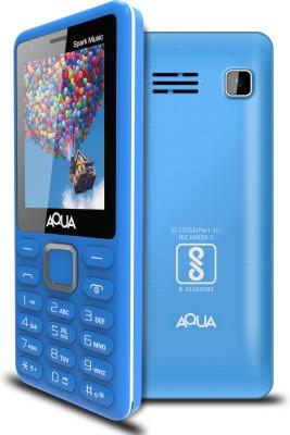 Aqua Spark Music(Blue)