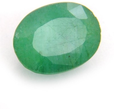 AJ A Certified Natural Emerald Gemstone (Panna) 10.50 Ratti Emerald Stone at flipkart