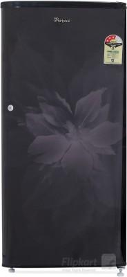 Whirlpool 190 L Direct Cool Single Door 3 Star Refrigerator(Grey Titanium, WDE 205 3S CLS PLUS) 1
