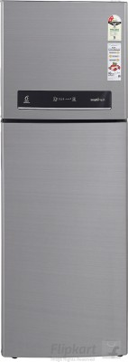 Whirlpool 340 L Frost Free Double Door 2 Star Refrigerator(ILLUSIA STEEL, IF 355 ELT 2S)