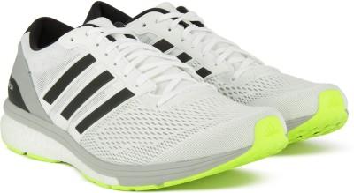 14460c1ae 41% OFF on ADIDAS ADIZERO BOSTON 6 WIDE Running Shoes For Men(White) on  Flipkart   PaisaWapas.com