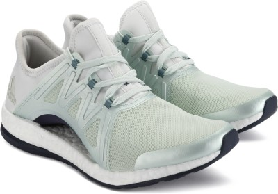 10fdbec7aa051f 40% OFF on ADIDAS PUREBOOST XPOSE Running shoes For Women(White ...