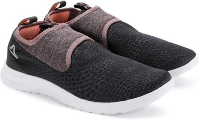 9d9aeafbdc5 35% OFF on REEBOK DMX LITE WALK SLIP Walking Shoe For Women(Black) on  Flipkart