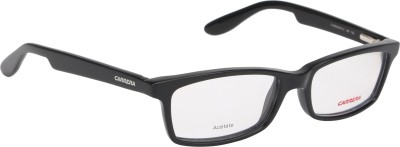 Carrera Rectangular Sunglasses(Clear) at flipkart