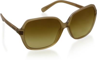 DKNY Over-sized Sunglasses(Brown) at flipkart