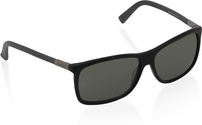 Gant Wayfarer Sunglasses(Black) at flipkart